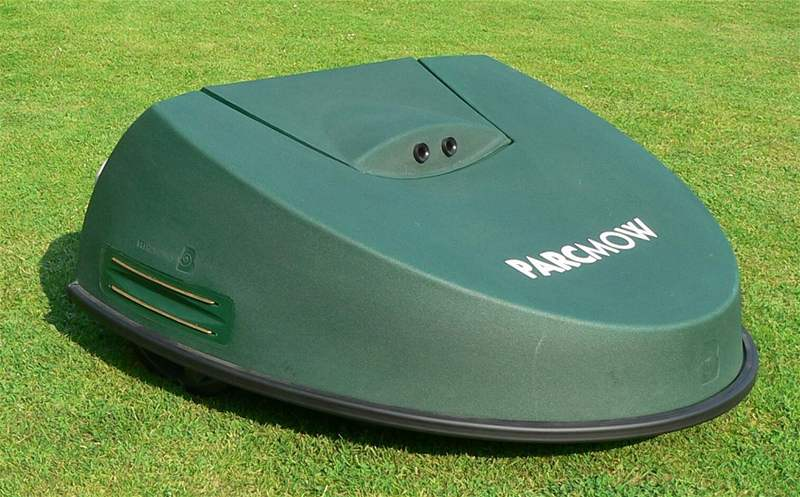 The Park Mow Mini Commercial Robot Grass Mower Autolawnmow