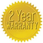 AutoLawnMow Two Year Warranty